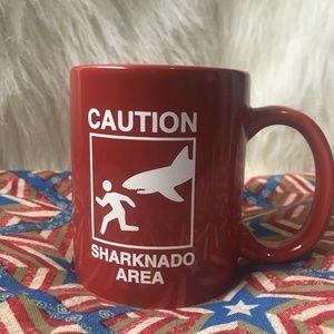 Sharknado Caution Area Sharknado Area Mug